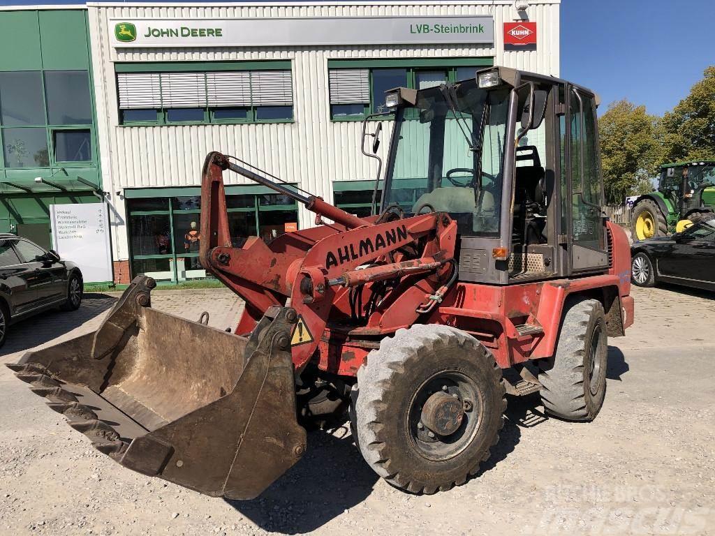 Ahlmann AS45 Schwenklader 20km/h