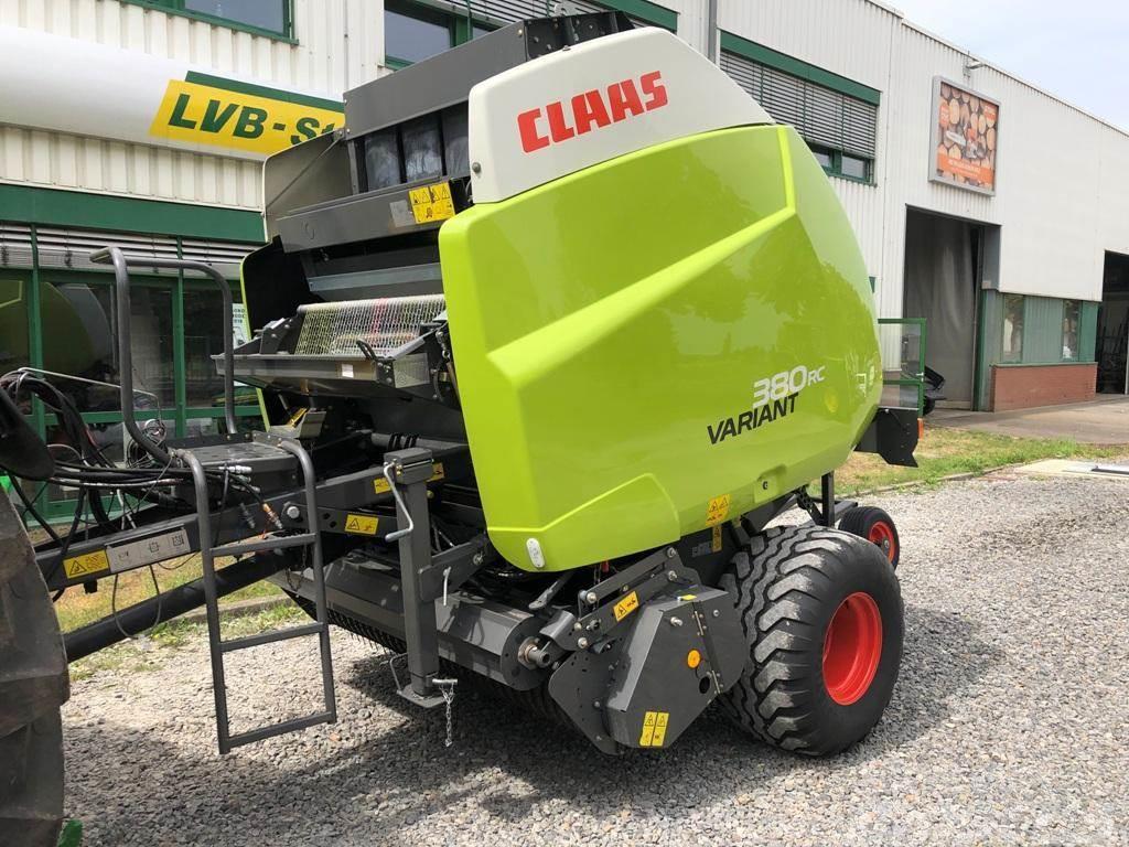 CLAAS Variant 380RC