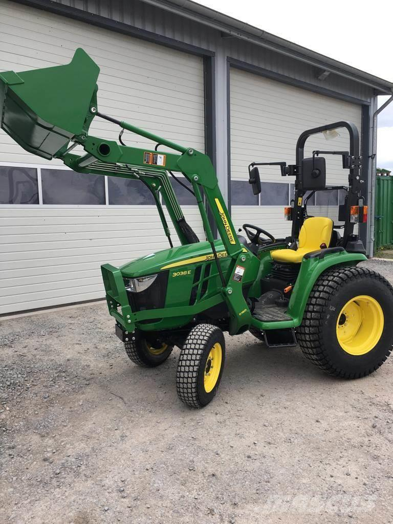 John Deere 3038E - Compact tractors, Price: £14,971, Year ...