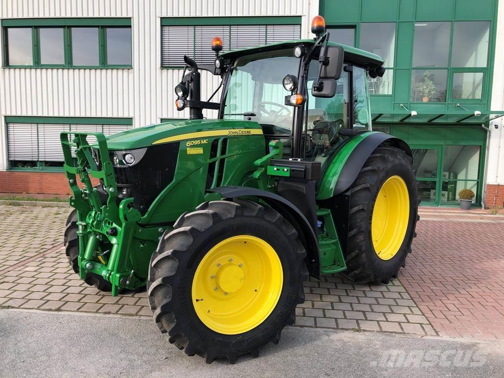 John Deere 6095MC 24/24 AutoQuad Ecoshift