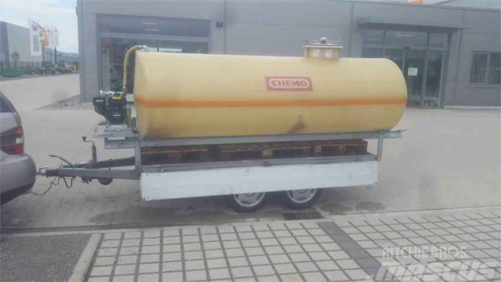 [Other] Chemowerk GmbH Fass 4000 Liter mit Pumpe