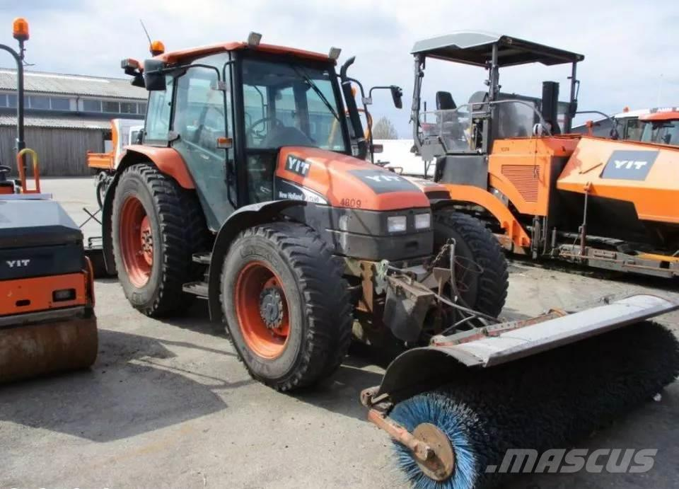New Holland TL 90 4WD