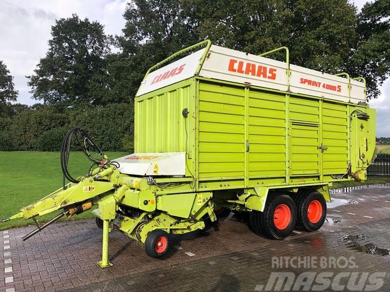 CLAAS Sprint 4000S