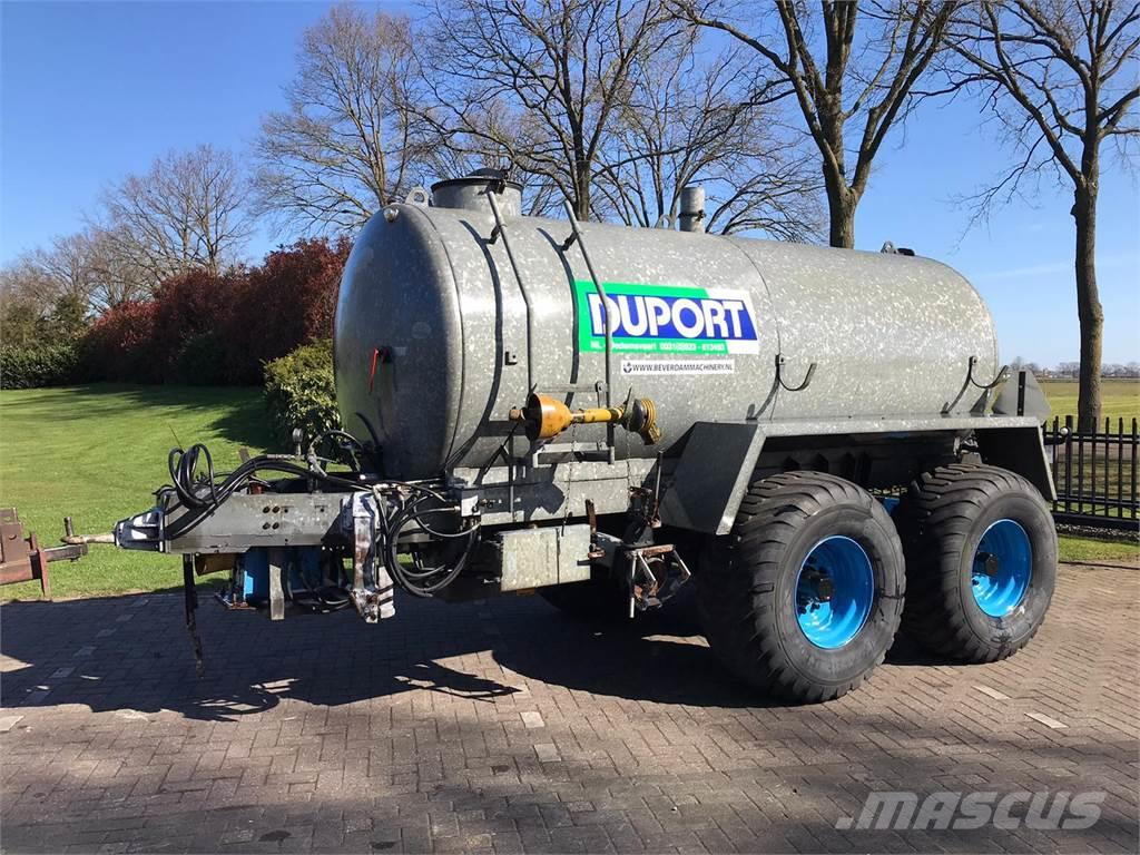Duport 8000 liter