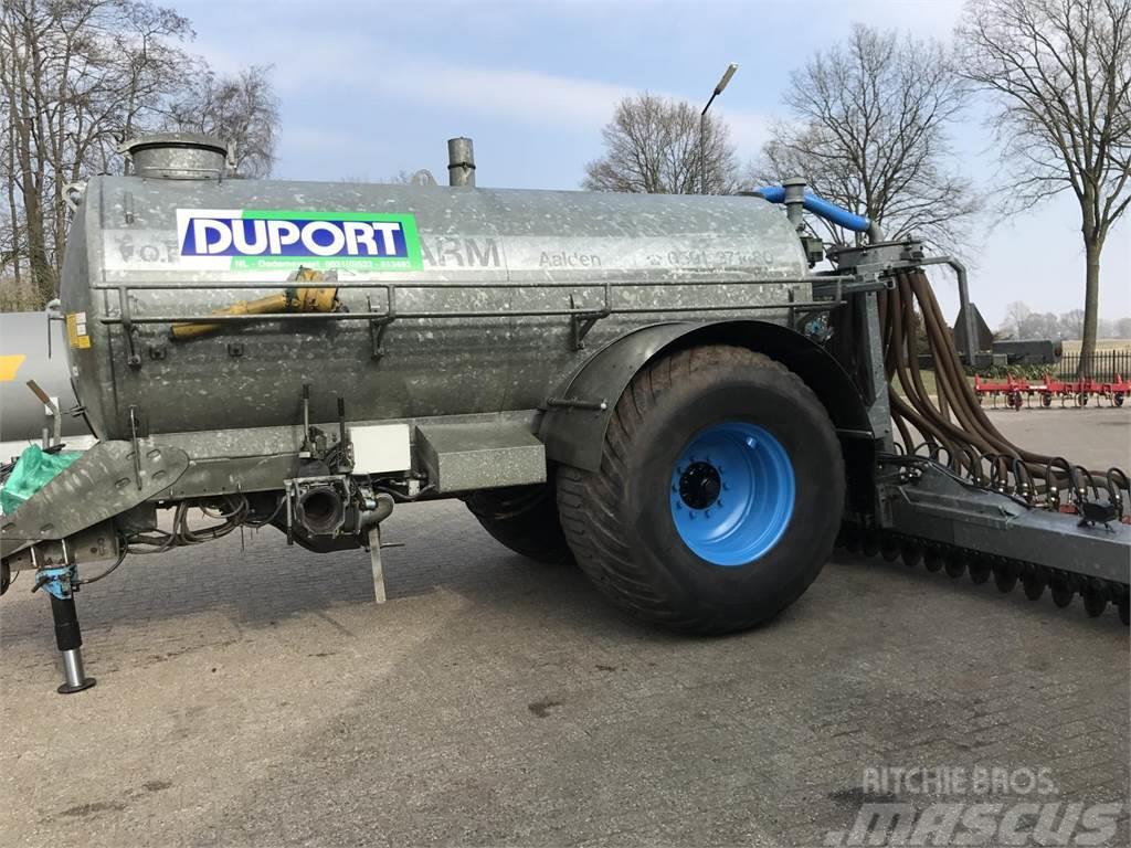 Duport 8500