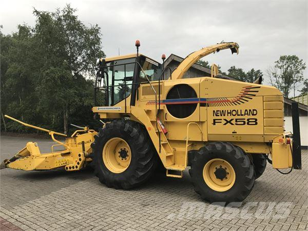 New Holland FX 58