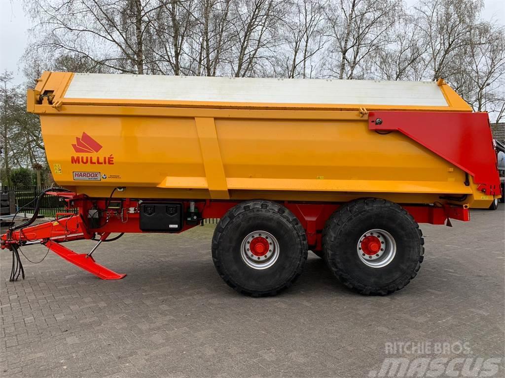 [Other] Mullie 24 ton gronddumper
