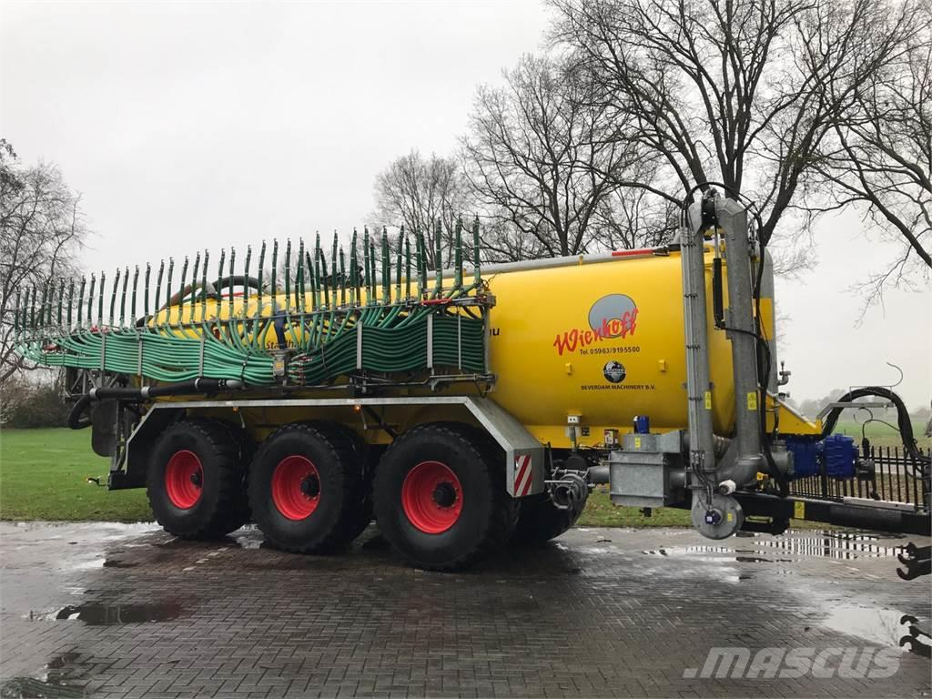 [Other] Wienhoff 30000 liter met vogelsang 18/24 meter