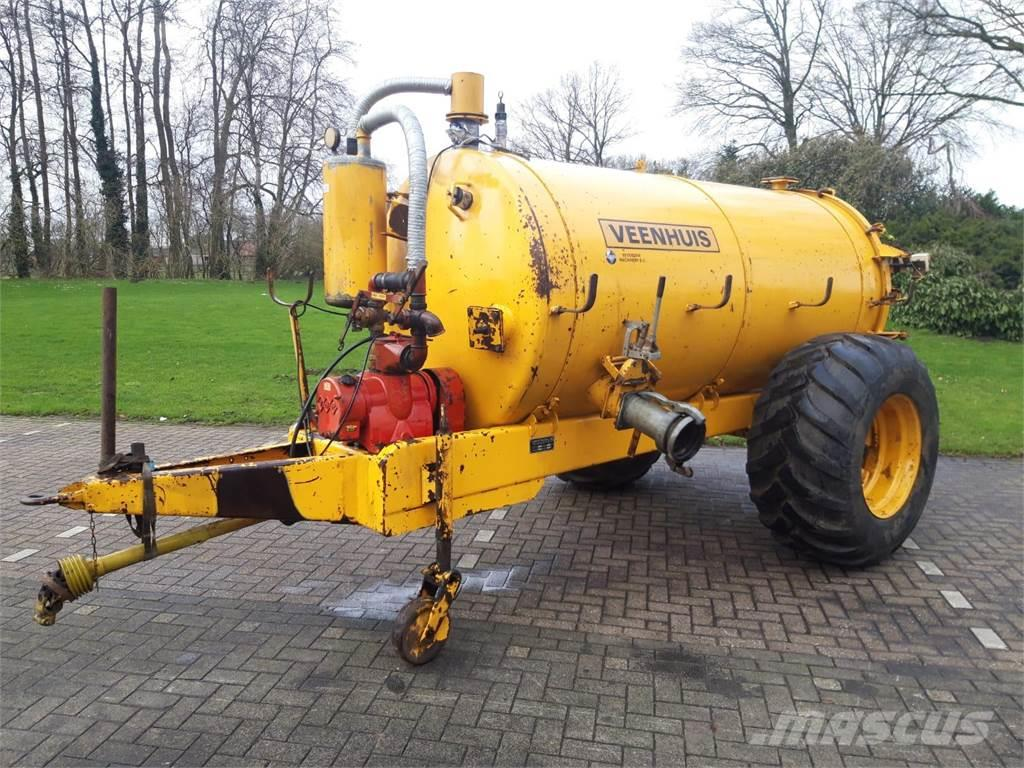 Veenhuis 5000 liter