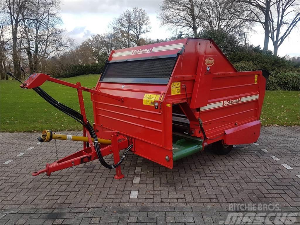 Vicon Blokkenwagen