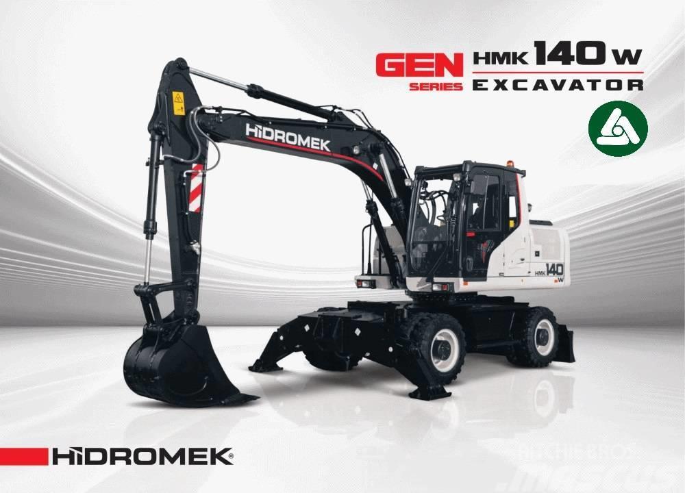 Hidromek HMK 140 W (0676906868, Дмитро)