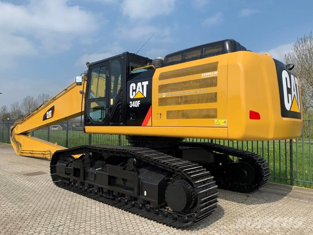 Caterpillar 340FL Long Reach demo SOLD