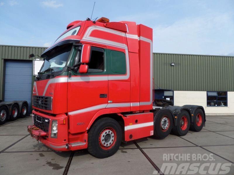 Volvo FH16 / 660 8x4 Heavy Haulage Tractor