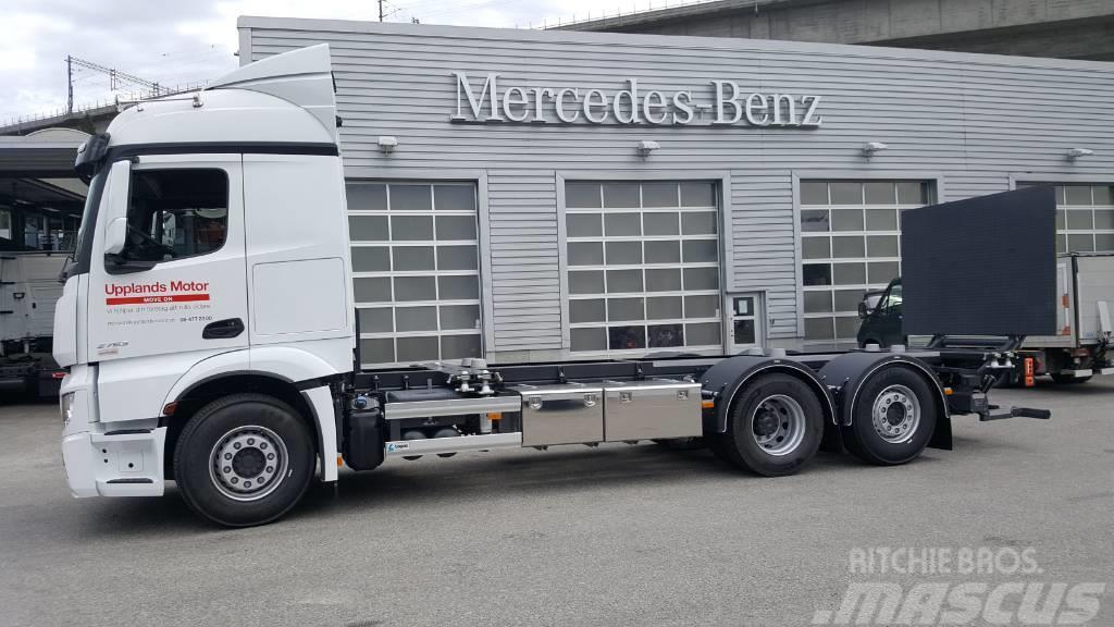 Mercedes-Benz Actros 2553 L - LAGAB