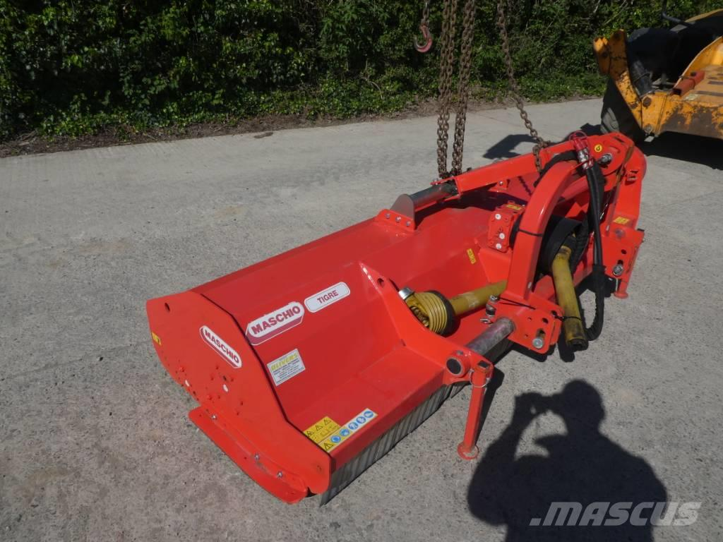 Maschio tiger 280 flail topper