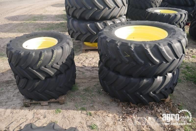 [Other] Wheels GoodYear 540/65R24 and GoodYear 600/65R38,
