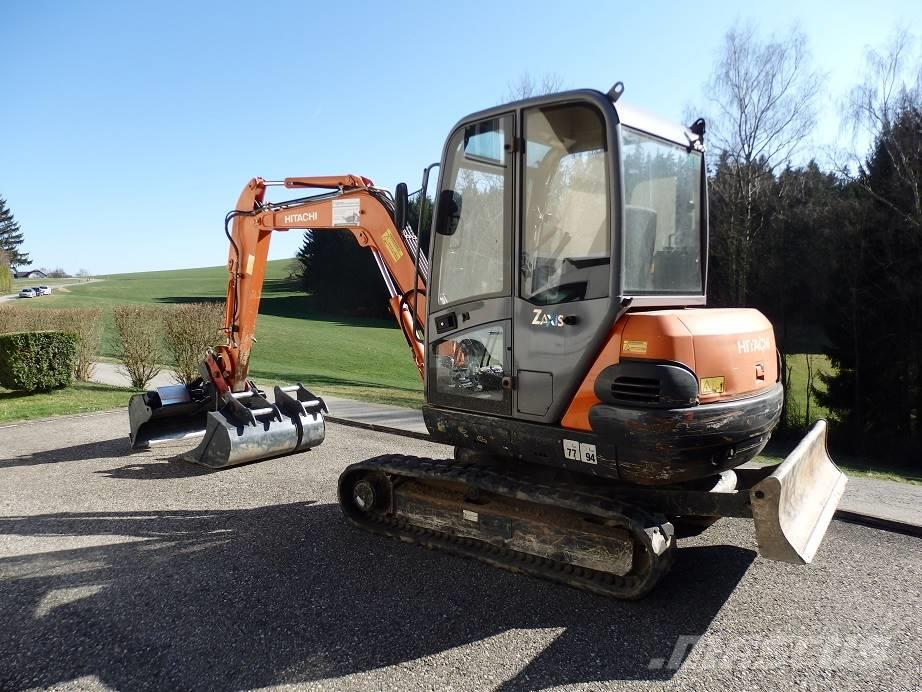 minibagger kaufen hitachi hitachi zx a minibagger. Black Bedroom Furniture Sets. Home Design Ideas