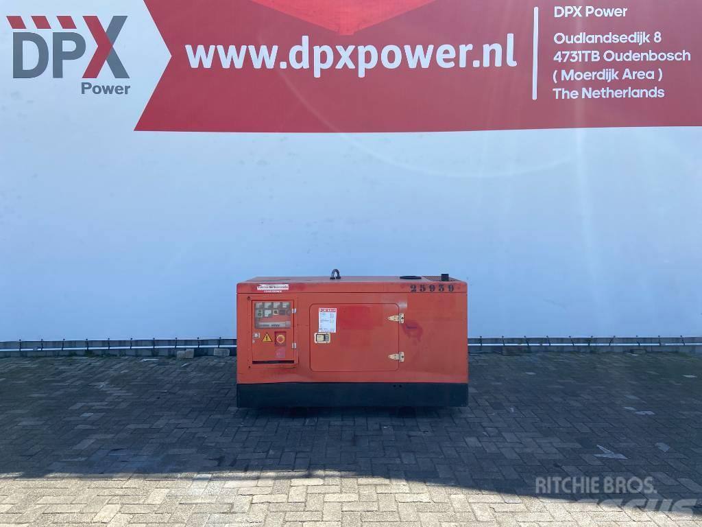 Himoinsa HYW35 - Yanmar - 35 kVA Generator - DPX-12184