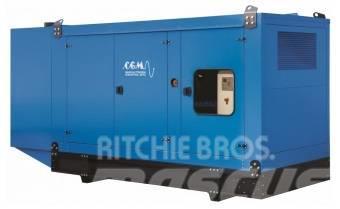 CGM 600F - Iveco 660 Kva generator