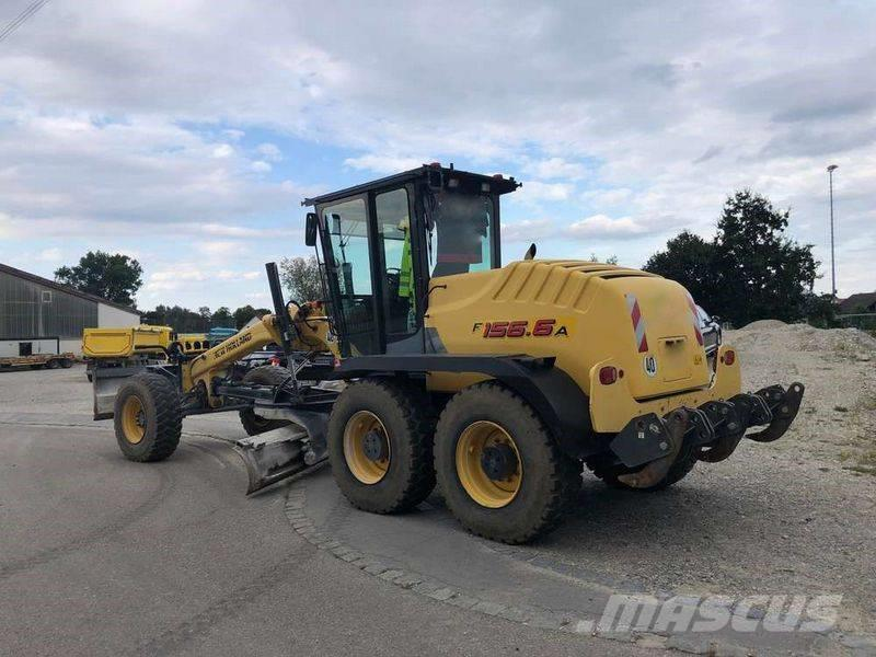 New Holland F 156.6 A
