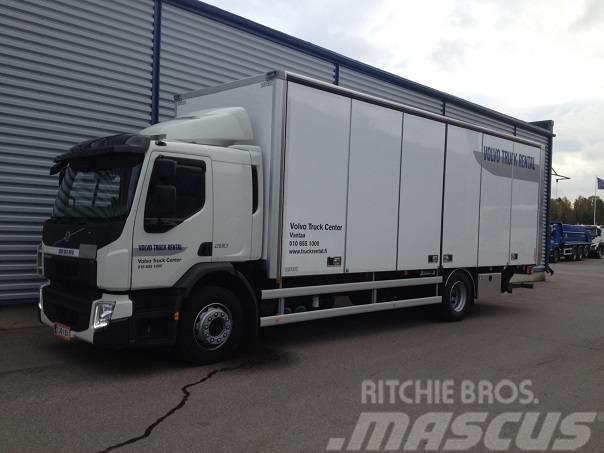 Volvo FE 4x2 18 tn, umpikori 8,5 m