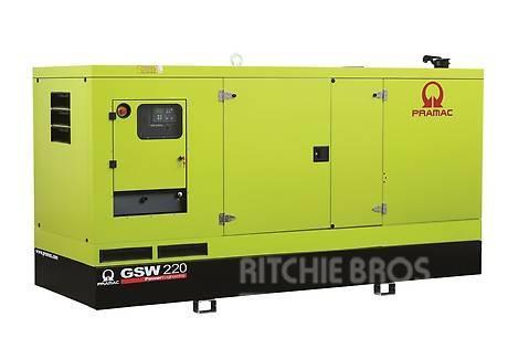 Pramac GSW220V VOLVO 220 KVA | snsp1119