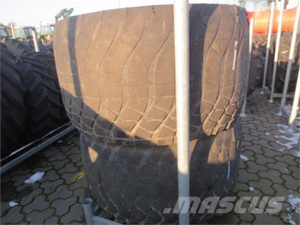 Michelin 710/50X26.5, Wheels
