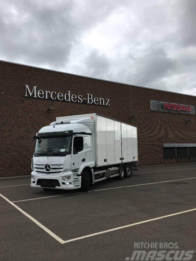 Mercedes-Benz Actros 2543 L 6x2