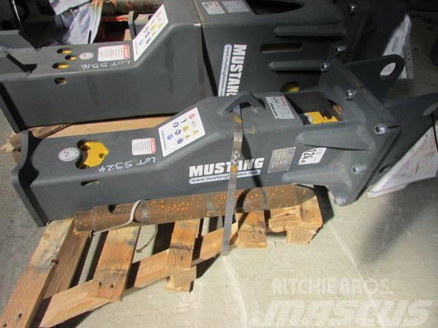 Mustang HM 250 Hydraulikhammer