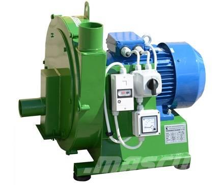 [Other] Mrol Hammermühle 18,5kW / Suction and force feed m