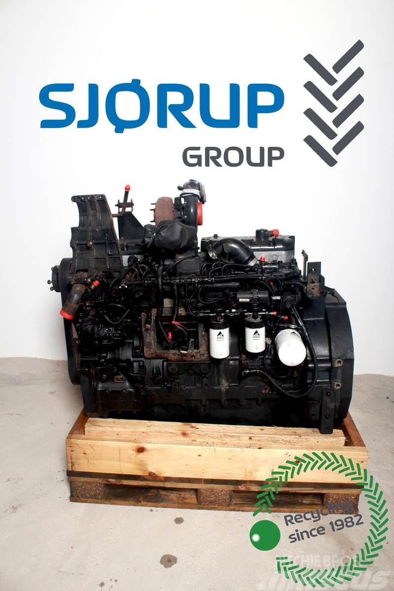 Massey Ferguson 7490 Engine