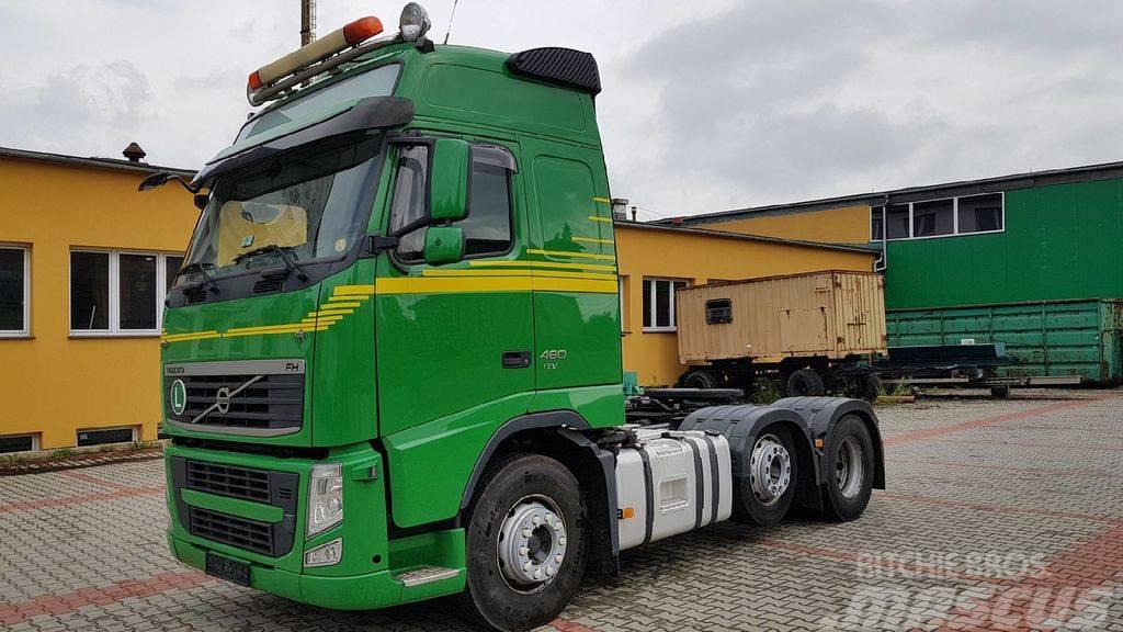 Volvo FH 460 EEV 6x2 Ciągnik siodłowy