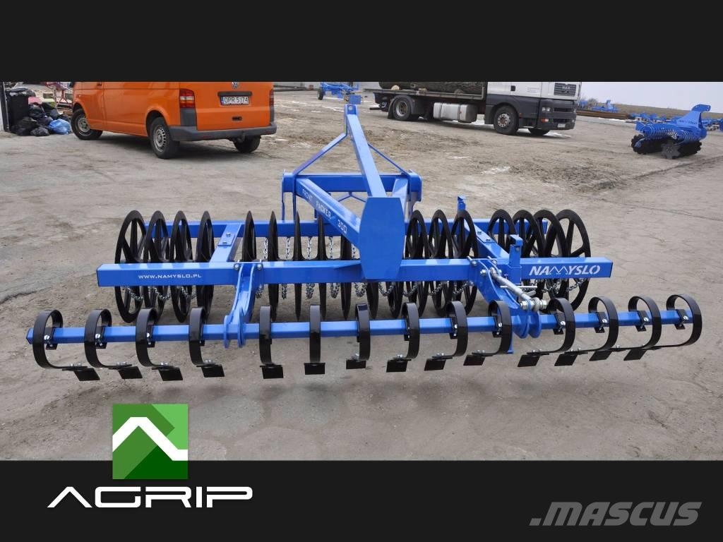 [Other] Soil roller front packer Front Packer 25 2,5 m Imb