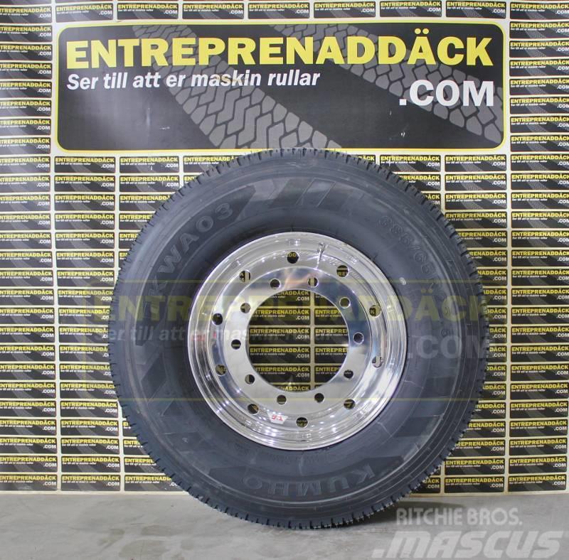 Kumho KWA03 385/65R22.5 M+S styr däck