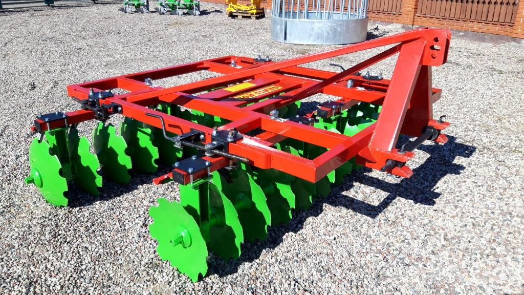 Grass-Rol V/X 2,7m disc harrow / 510 mm discs