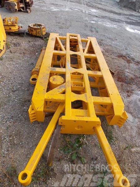 Bauer Hydraulic Grab DHG-C
