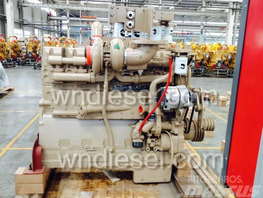 Cummins KTA19-C525 diesel engine