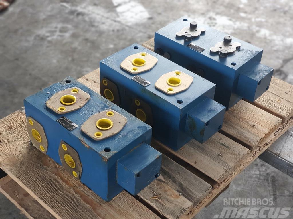 Rexroth R900385064 HYDRAULIC BLOCK