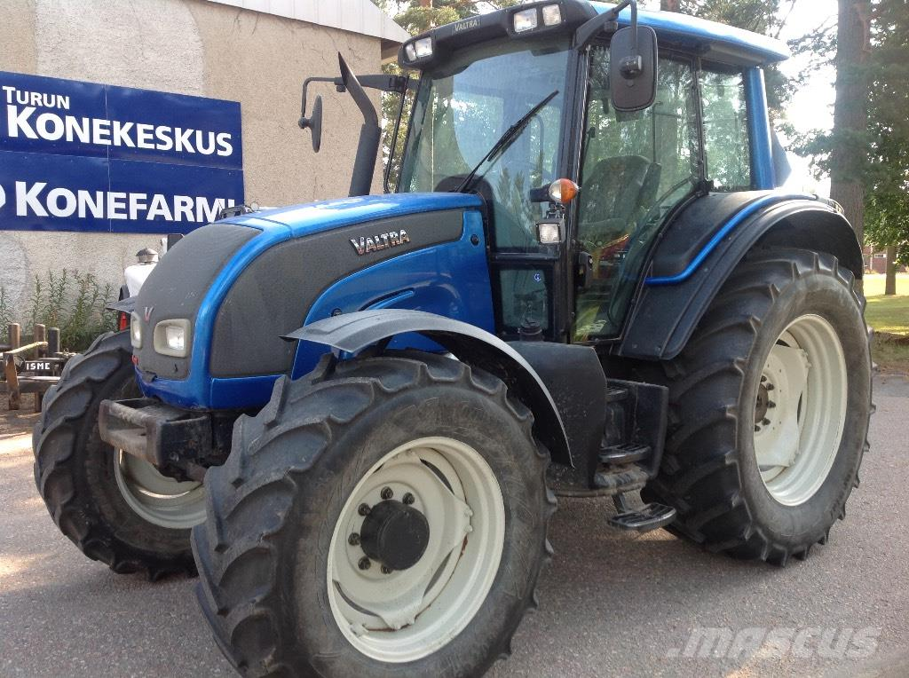 Valtra N 121 advance hitec