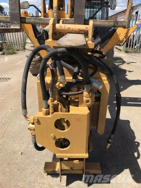 MGF PILE DRIVER / HAMMER