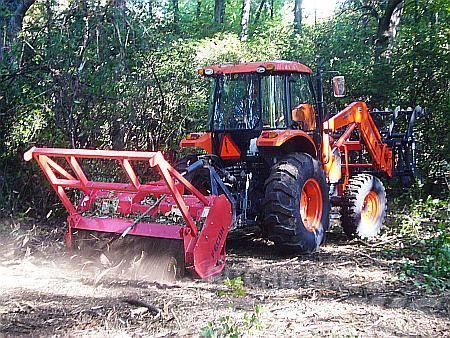 Forestry Mulcher For Sale >> Fecon BH120PTO Mulcher attachment for sale Cincinnati,OH | Used Fecon BH120PTO Mulcher ...