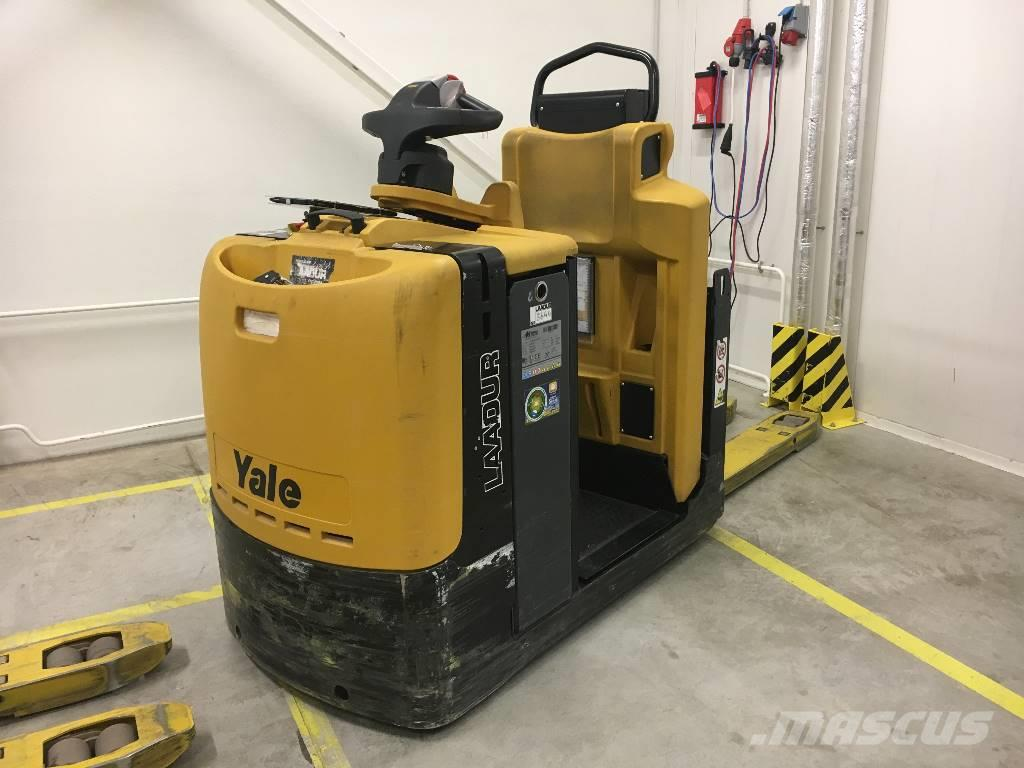 Used Yale MO20 electric forklift trucks Year: 2013 for sale