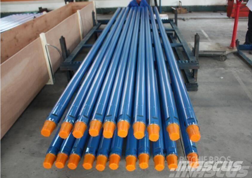 Sollroc Barras/Tubos de Perforación DTH