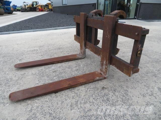 [Other] Pallet forks Verachert Machine weight 20 - 27 tons