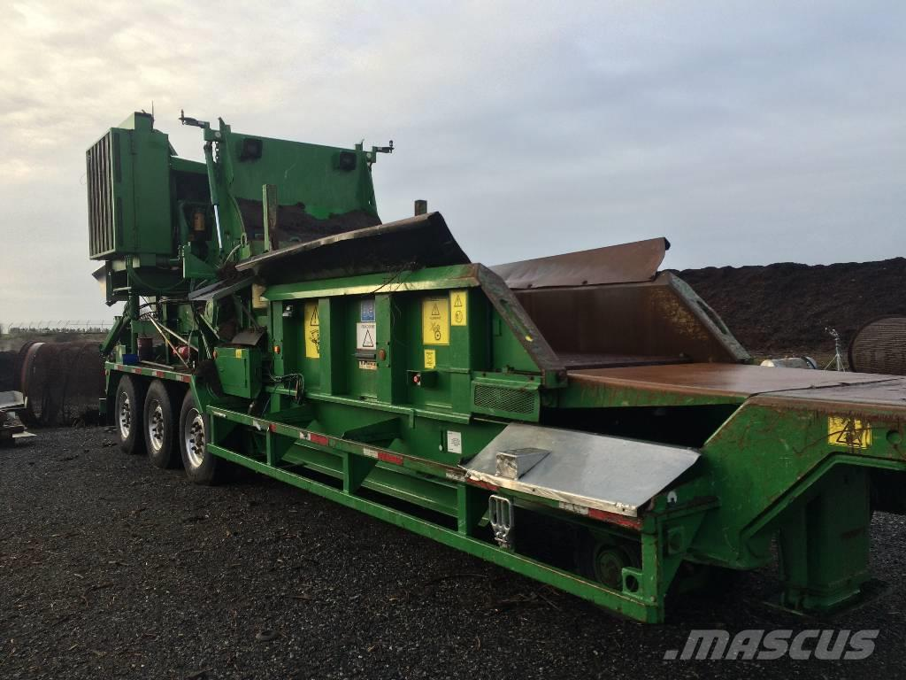 Bandit Beast 2680, 2012, Wood Chippers ...