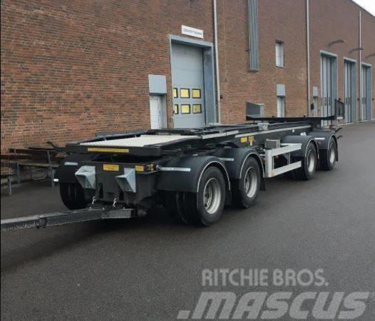 Kilafors Lavett 4-axlig 38 ton (Inkommande höst)