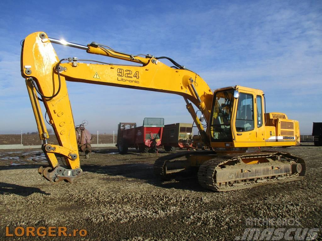 Liebherr R 924 B
