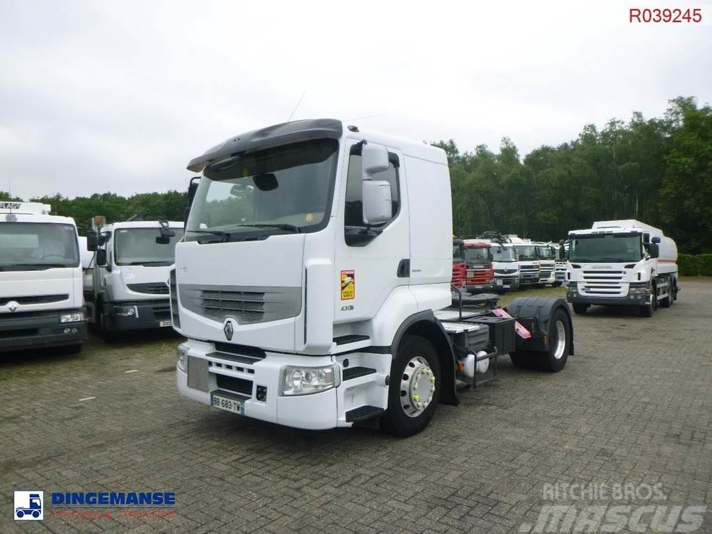Renault Premium 430.19 dxi 4x2 Euro 5 + PTO