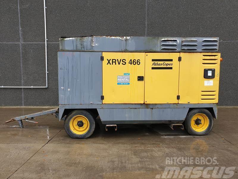 Atlas Copco XRVS 466 MD - N