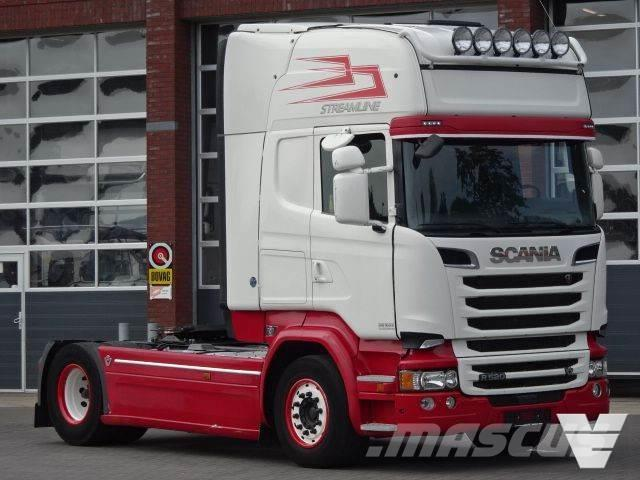 Scania R520 Topline - 4x2 - Navi